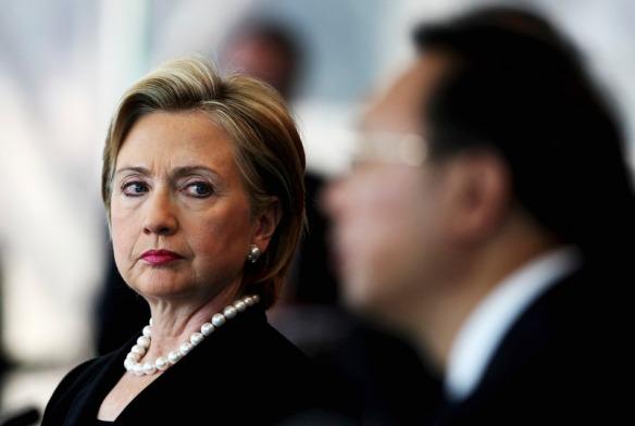 Hillary Clinton, Yang Jiechi