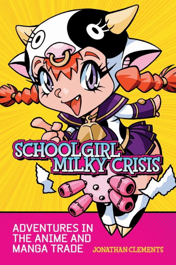 Schoolgirl Milky Crisis Cover