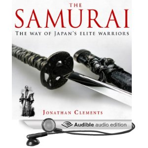 samurai audible