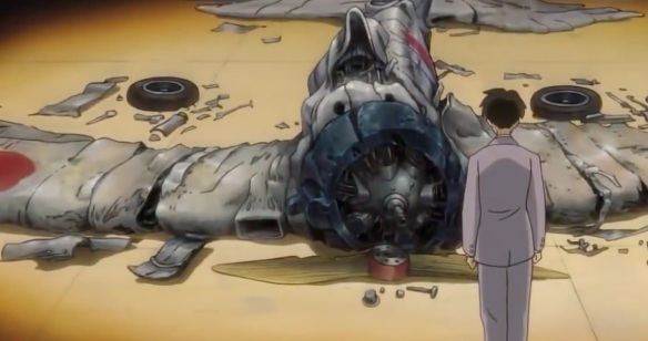 wind rises crash