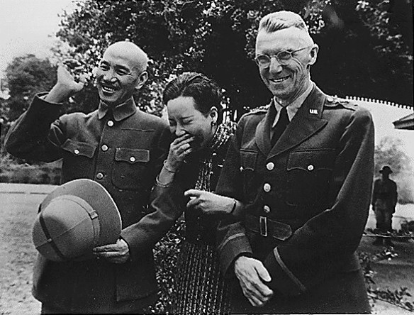 Chiang_Kai_Shek_and_wife_with_Lieutenant_General_Stilwell